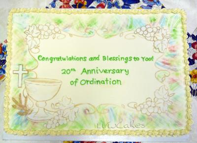 Anniversary Of Ordination